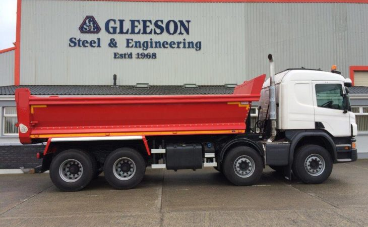 Auction alert: Big haul of surplus stock up for grabs at Gleeson Steel