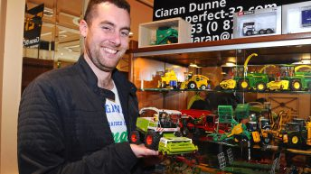 Pics: Farming on a different scale – 1:32 to be exact