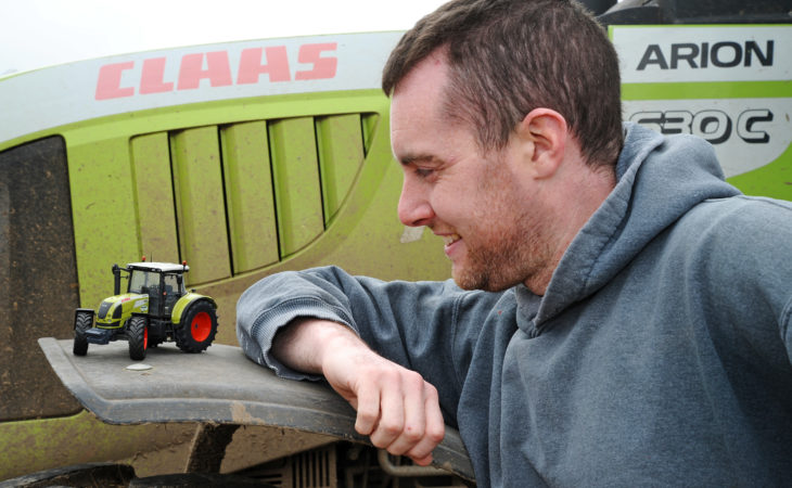 Trade focus: Producing exacting farm machinery…on a 'smaller' scale