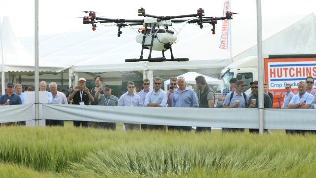 Agri-tech earmarked as pillar of NI's post-pandemic '10X Economy' plan