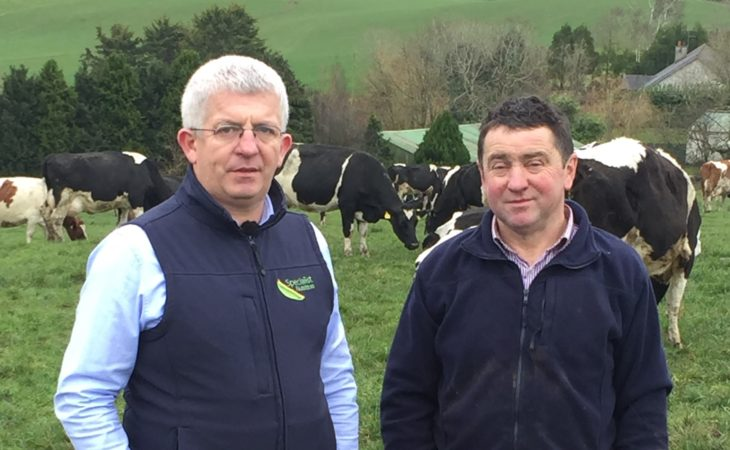 Video and open day: Milk yield up by 8% on this Co. Cork dairy farm using Eornagold