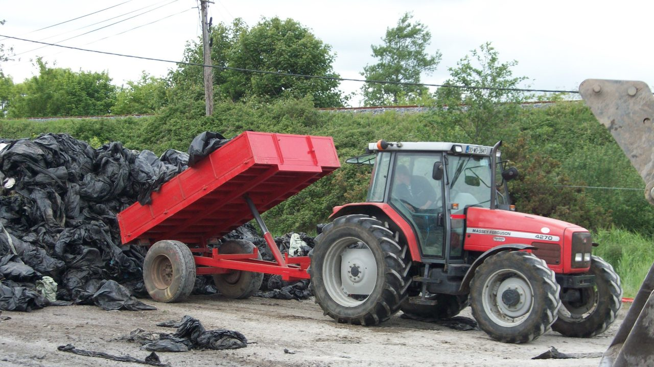 Farm plastic: Committee 'in a wrap' over cancelled contract