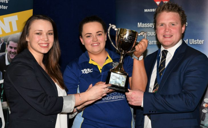 Glarryford clinches top club title at young farmers' AGM