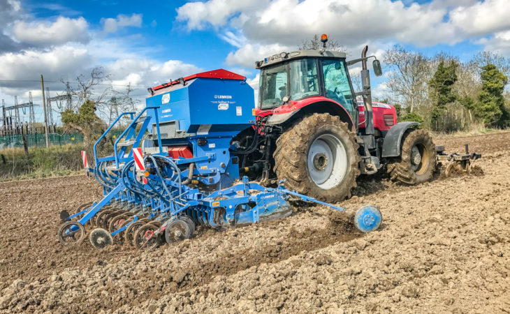 Tillage focus: Sowing spring barley and getting to grips with a new drill