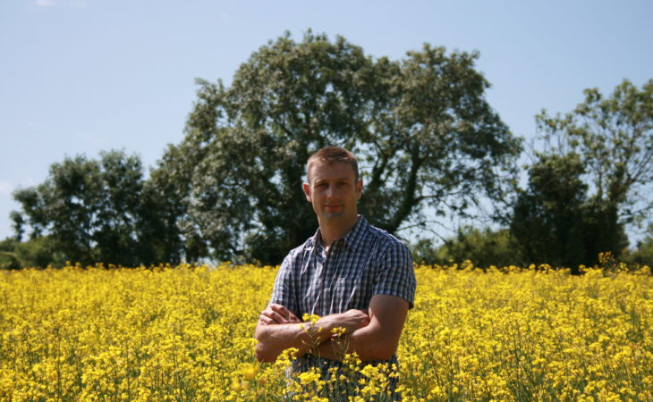 Wicklow 'oil baron' harnesses soil quality with product range