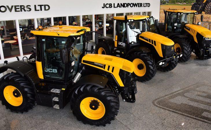 Last 3000 Series Fastrac rolls off JCB production line