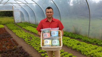 'The demand for organic vegetables is growing year-on-year'