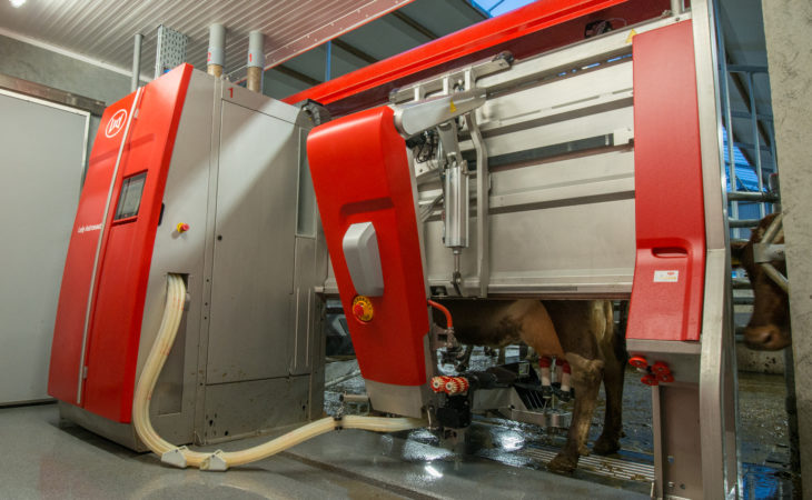 Lely to host 3 robotic milking open days this week