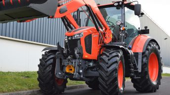 In for the long haul? Kubota wheels out more new metal