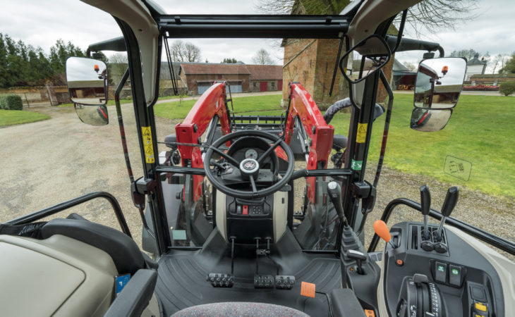 Massey Ferguson specs up its no-nonsense 5700 'Global Series'