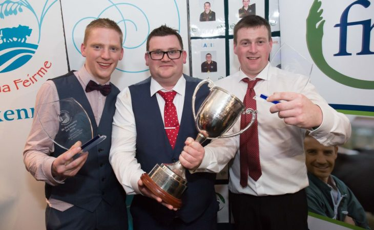 Laois native takes top prize at Macra's Mr. Personality Festival