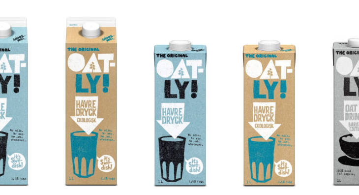 Move over dairy; Oatly! is in demand