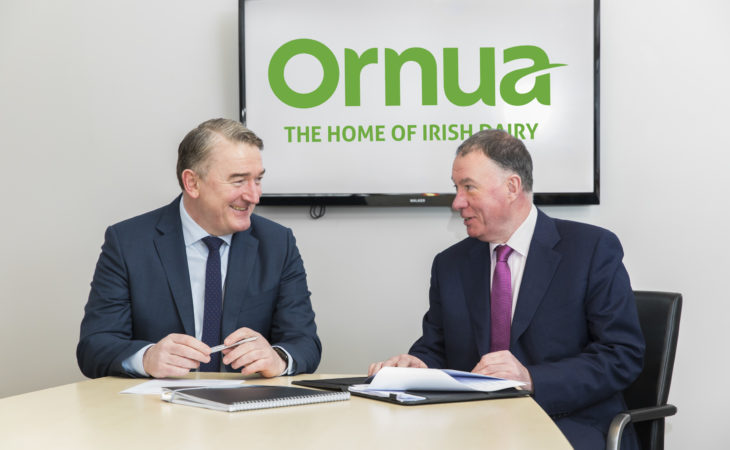 Ornua announces appointment of new CEO