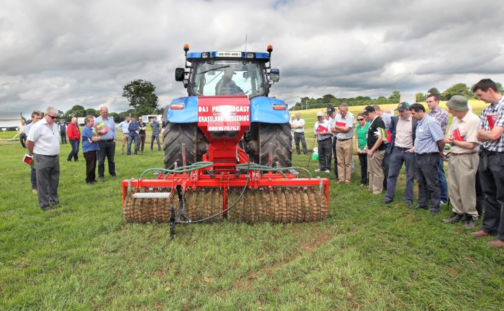 Over-seeding: A cost-effective option for more grass in 2018