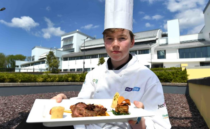 Farming students well represented on Apprentice Chef programme