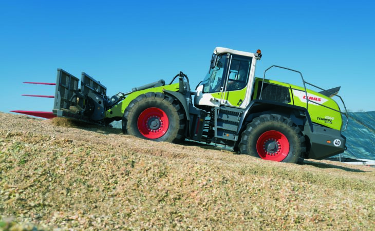 5 new additions to Claas family at 'Grass & Muck 2018'