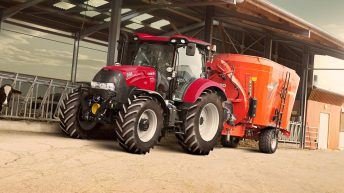 Case IH notches up 'lowest specific fuel consumption on record' for a 4-cylinder tractor