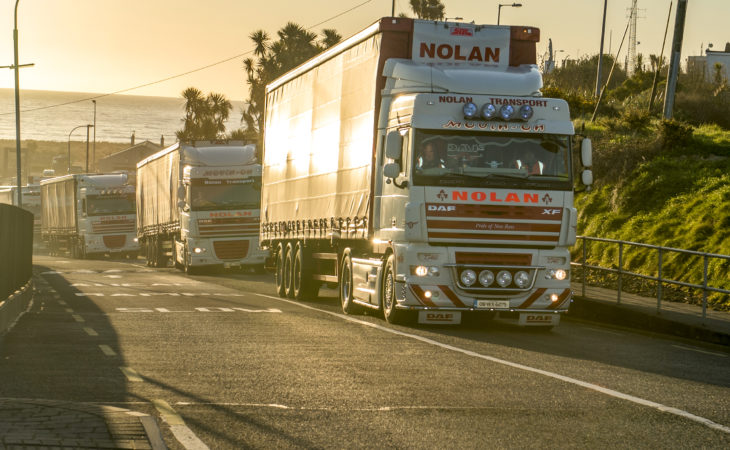 Relaxation of rules for lorry drivers transporting fodder set to continue