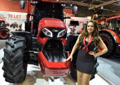 Zetor turns heads…as 'Major' design revamp rolls out across Europe