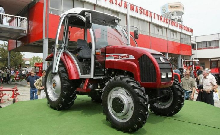 World's third largest tractor maker swallows up IMT