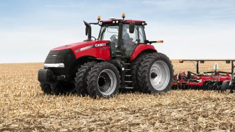 Case IH closes deal for $11 million of machinery to one European buyer