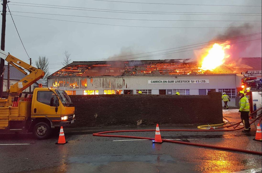 Carrick-on-Suir Co. Tipperary - Irish Rail