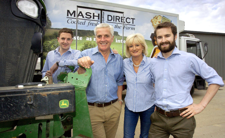 Mash Direct strikes Waitrose deal on 14th birthday
