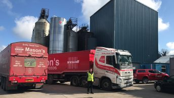 Masons to double production capacity with new blending plant