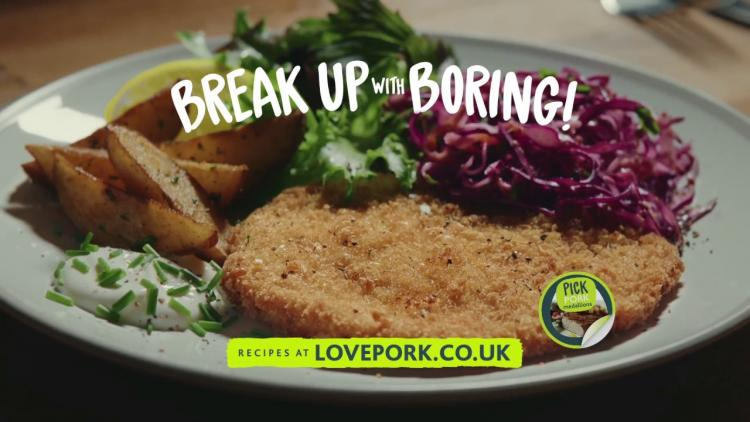 ADHB pork advert, vegan complaint