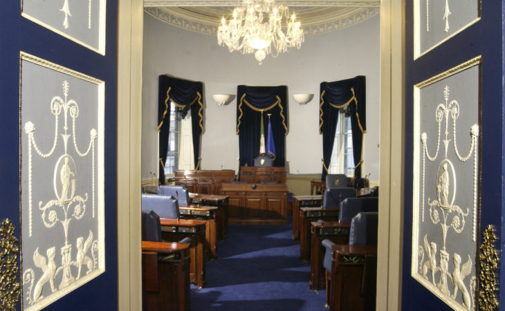 Former Ulster farming president Ian Marshall to take seat in Seanad