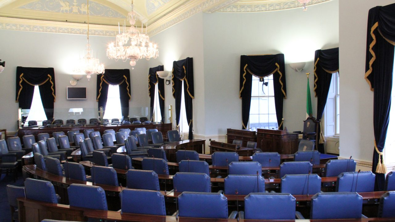Seanad bye-election: Fine Gael's Maria Byrne takes seat on Agricultural Panel