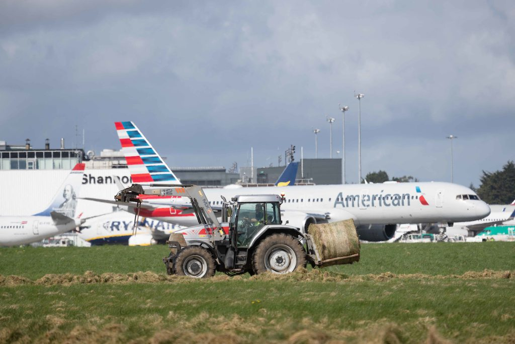 Dublin Airport €320 million runway causes local uproar