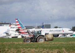 Dublin Airport €320 million runway causes local uproar