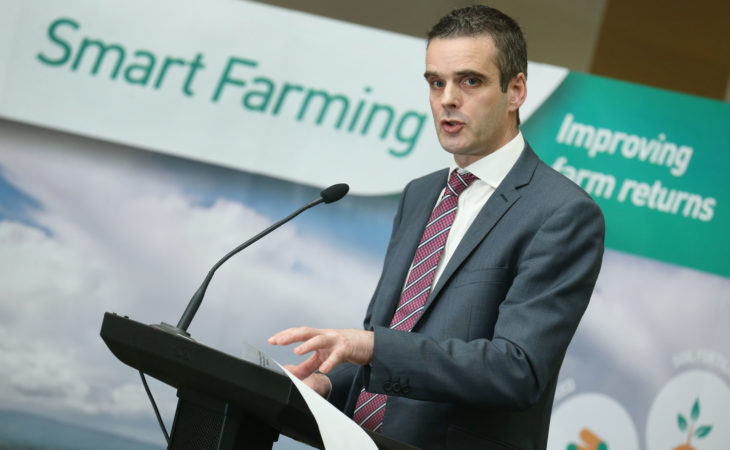 Healy says Government must capitalise on EU CAP support