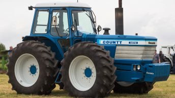 1985 'classic' County sells for a massive £90,000