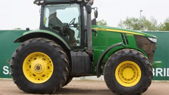 Auction report: John Deere highlights from monster May tractor sale