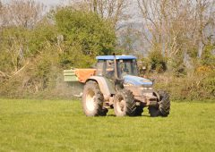 Deadline for chemical fertiliser spreading on the horizon