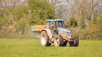 Extension granted for fertiliser and slurry spreading