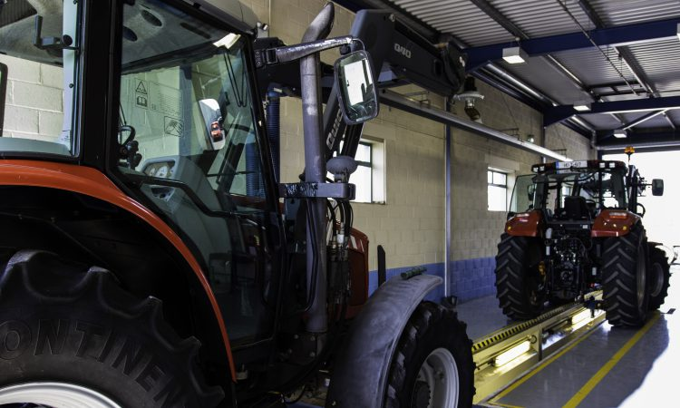 'First of its kind' tractor testing course launched by AIT