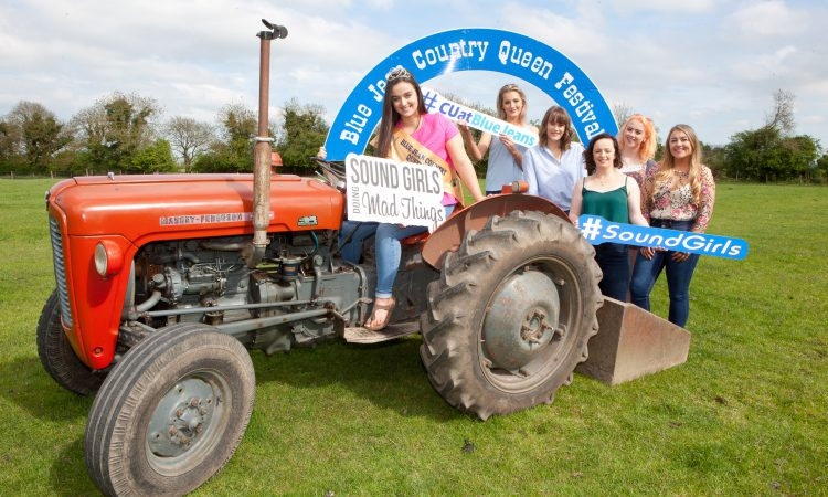 Painting the town 'blue': Country queen festival all set for Athboy this June