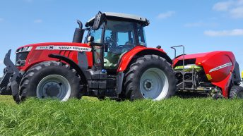On-site pics: See the machinery that awaits at Grass & Muck 2018