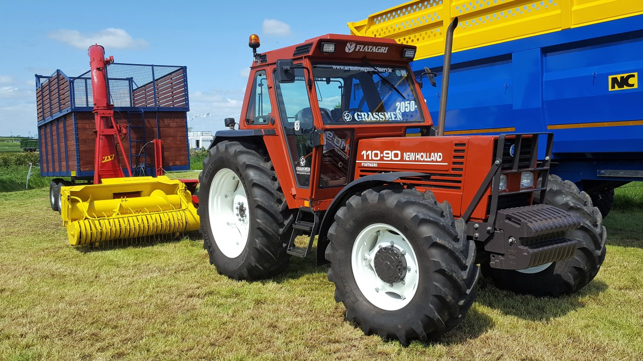 Old-school outfit gets an airing at Grass & Muck