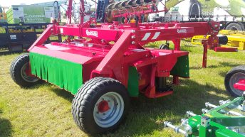 Mystery mower at Grass & Muck: Can the Italians do it better?