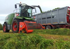 Fendt silage gear gets another midlands outing: But where to now?