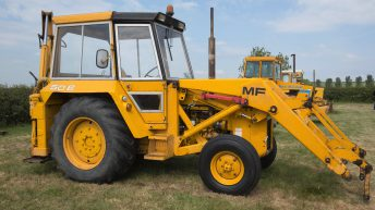 Fresh-faced MF 50 B is a real 'find': See what it sold for…