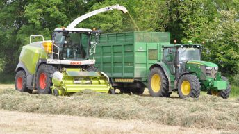'36% price hike': How much diesel is used when cutting silage?