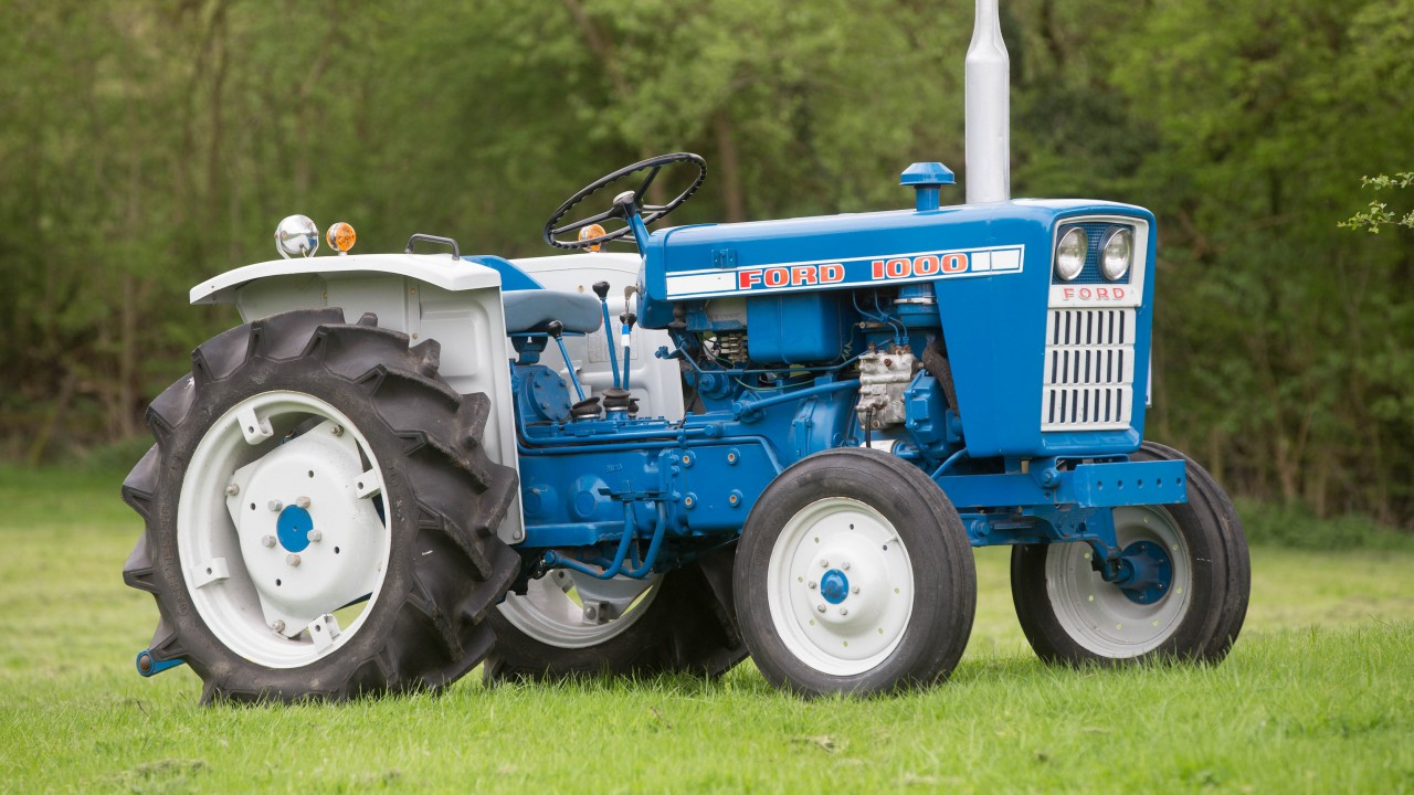 Collector's item? Rare, pint-sized workhorse up for grabs