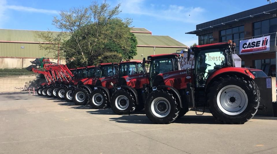 Case IH Red Power Tour