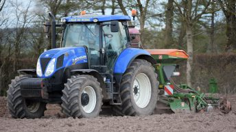 Spring sowing hasn't started in parts of the country