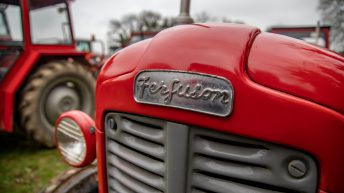 'No intent to deceive' in tractor restoration mix-up
